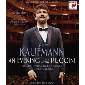 An Evening with Puccini / Jonas Kaufmann