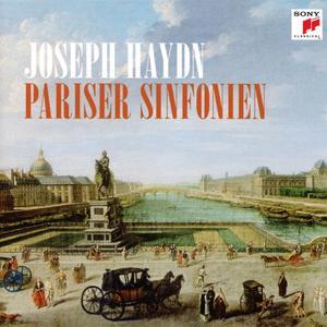 Dennis Russell Davies - Haydn: 3 Pariser Sinfonien - 1 CD