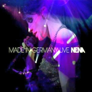 Musik-CD Made In Germany LIVE / Nena, (2 CD)