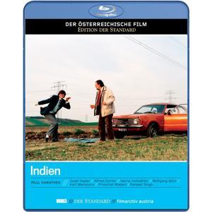 Hader,Josef/Dorfer,Alfred - Indien (Regie: Paul Harather) - 1 Blu-Ray