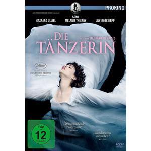 Musik-CD Die Tänzerin / Melody Depp,Lily-Rose,Ulliel,Gaspard, (1 DVD-Video Album)