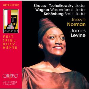 Norman,Jessye/Levine,James - Lieder - 1 CD