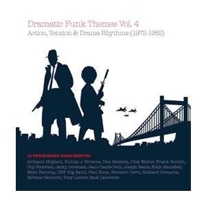Various - Dramatic Funk Themes # 4 - 1 Vinyl-LP