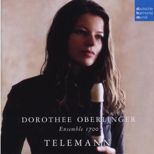 Musik-CD Werke Für Blockflöte / OBERLINGER,DOROTHEE/ENSEMBLE 1700, (1 CD)