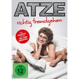 Schröder,Atze - Richtig fremdgehen - 1 DVD