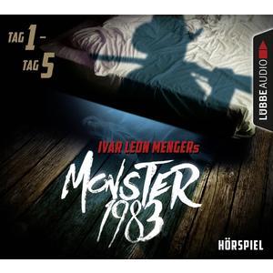 Menger,Ivar Leon - Monster 1983-Staffel I (Tag 01-05) - 5 CD