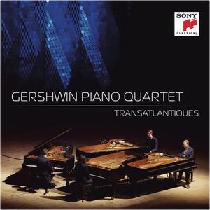 Gershwin Piano Quartet - Transatlantiques - 1 CD