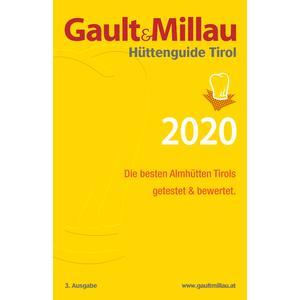 Gault&Millau Hüttenguide Tirol 2020