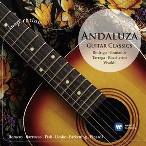 Musik-CD ANDALUZA-GUITAR CLASSICS / VARIOUS, (1 CD)