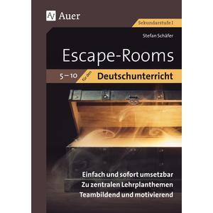 Escape Rooms für den Deutschunterricht 5-10