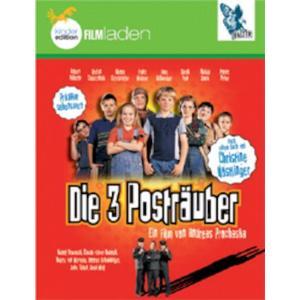 Nöstlinger,Christine - Die 3 Posträuber - 1 DVD