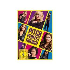 Keine Informationen - Pitch Perfect Trilogie - 3 DVD