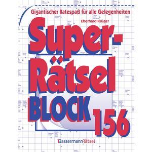 Superrätselblock 156