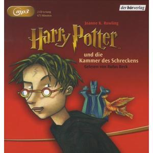 Beck,Rufus - Harry Potter und die Kammer des Schreckens MP3 RL - 2