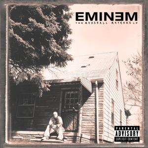 Musik-CD MARSHALL MATHERS LP, THE / EMINEM, (1 CD)