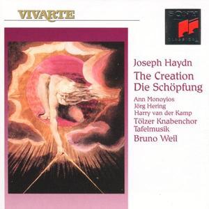 Die Schöpfung (GA) / Weil,Bruno/Tafelmusik