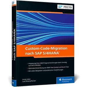 Custom-Code-Migration nach SAP S/4HANA