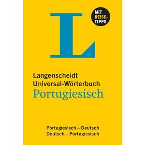 Langenscheidt Universal-Wörterbuch Portugiesisch - mit Tipps für die Reise