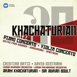Klavier-/Violinkonzert/+ / Ortiz/Oistrach/Various
