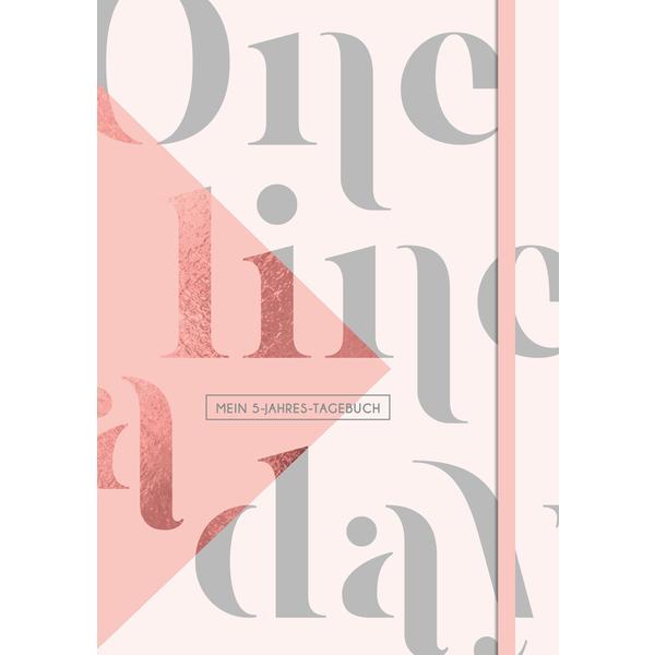 One Line a Day – Mein Fünf-Jahres-Tagebuch