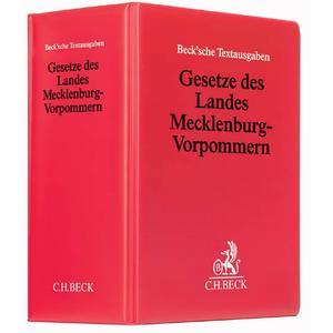 Gesetze des Landes Mecklenburg-Vorpommern