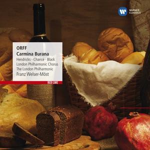 Carmina Burana / Welser-Moest/Hendricks/Chance