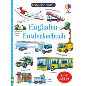 Usborne Minis - Flughafen-Entdeckerbuch