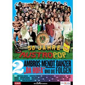 Musik-CD Folge 02: Da Hofa von W.Ambros und die Folgen / 50 Jahre Austropop, (1 DVD-Video Album)