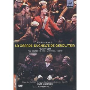 Musik-CD Grande-Duchesse De Gerolstein / Minkowski,Marc/Lott,F./+, (2 DVD-Video Album)