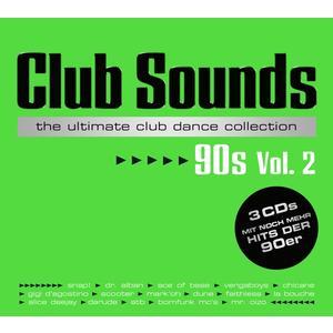 CLUB SOUNDS 90S - VOL.2 - 3 CD