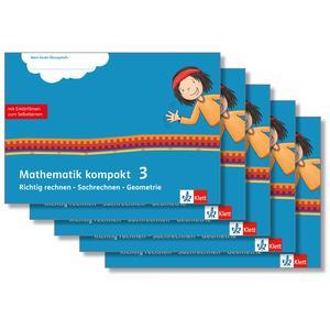 Mathematik kompakt 3. Richtig rechnen - Sachrechnen - Geometrie