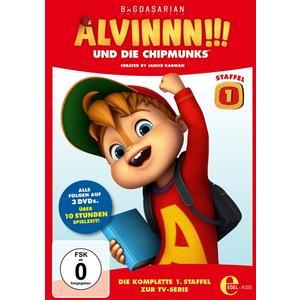 Alvinnn!!! Und Die Chipmunks - Alvinnn!!!-(1)Staffelbox - 3 DVD
