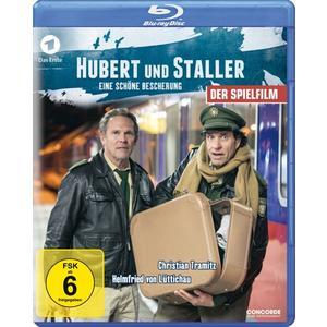 Tramitz,Christian/Lüttichau Von,Helmfried - Hubert und Staller: Eine schöne Bescherung - 1 Blu-Ray