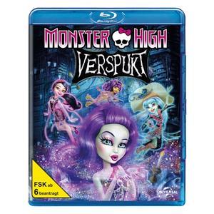 Various - Monster High: Verspukt-Das Geheimnis der Geister - 1 Blu-Ray
