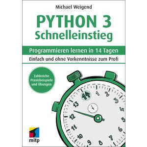 Python 3 Schnelleinstieg