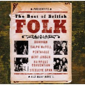 Musik-CD The Best Of British Folk / Various, (1 CD)