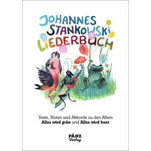Johannes Stankowski Liederbuch