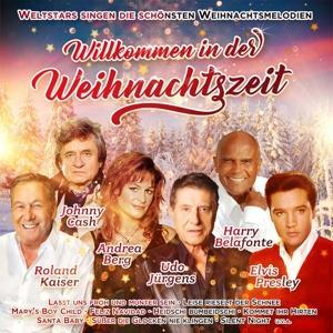 Various - Willkommen in der Weihnachtszeit - 2 CD