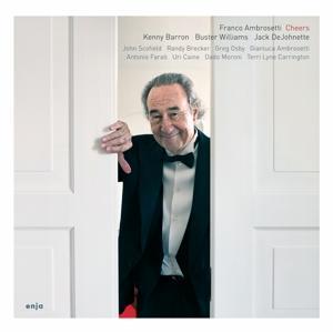 Ambrosetti,Franco - Cheers (Ltd.180 Gr.Black Vinyl) - 1 Vinyl-LP