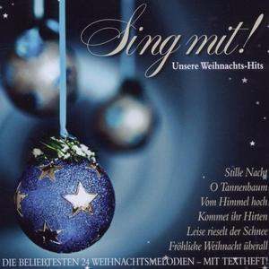SING MIT - UNSERE WEIHNACHTSHITS - 1 CD