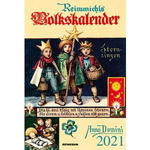 Reimmichls Volkskalender 2021