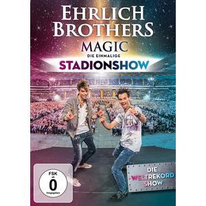 Ehrlich Brothers - Magic-Die einmalige Stadionshow - 1 DVD