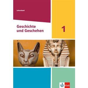 Geschichte und Geschehen 1. Ausgabe Hessen und Saarland Gymnasium ab 2021