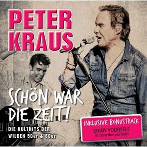 Kraus,Peter - Schön war die Zeit! - 1 CD