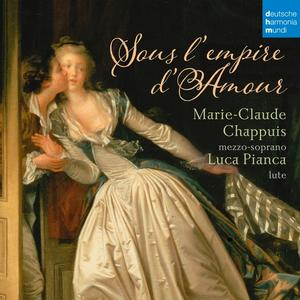 Musik-CD Sous l'Empire d'Amour-French Songs f.Mezzosoprano / Chappuis,Marie-Claude/Pianca,Luca, (1 CD)