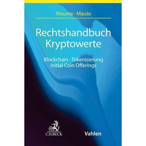 Rechtshandbuch Kryptowerte