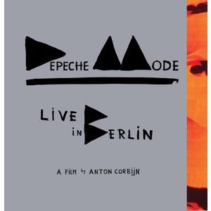 DEPECHE MODE - LIVE IN BERLIN - 5 CD