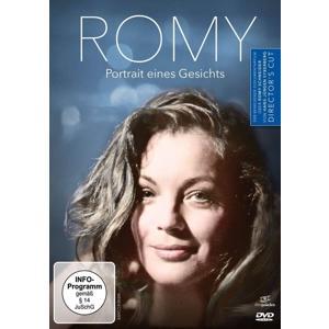 Schneider,Romy - Romy: Portrait eines Gesichts (Director's Cut) - 1 DVD