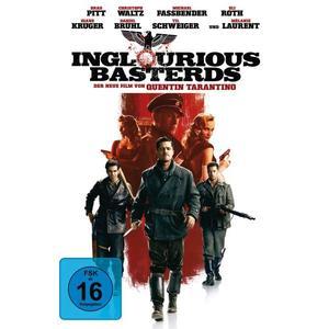 Brad Pitt,Christoph Waltz,Mélanie Laurent - Inglourious Basterds - 1 DVD