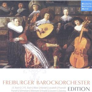 Musik-CD Freiburger Barockorchester-Edition / Freiburger Barockorchester, (10 CD)